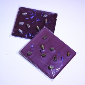 Durig Chocolatier Lausanne: Organic and fair chocolate with pistachio nuts