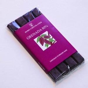 Durig Chocolatier - Chocolat bio et équitable grenada noir 80%