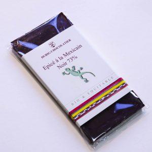 Durig Chocolatier - Chocolat bio et équitable epicé à la mexicain
