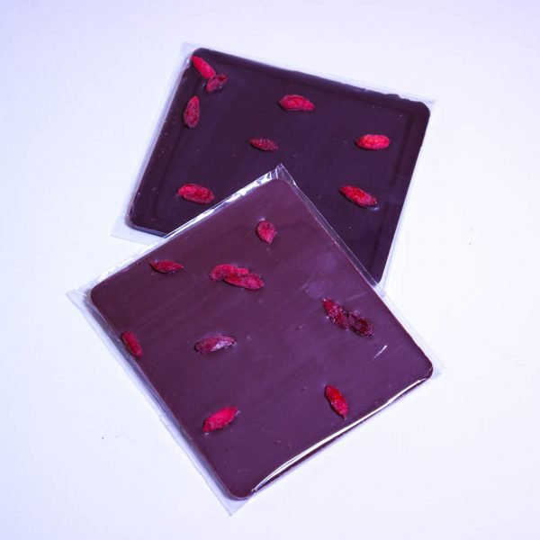Durig Chocolatier Lausanne: Pink pepper and organic and fair chocolate