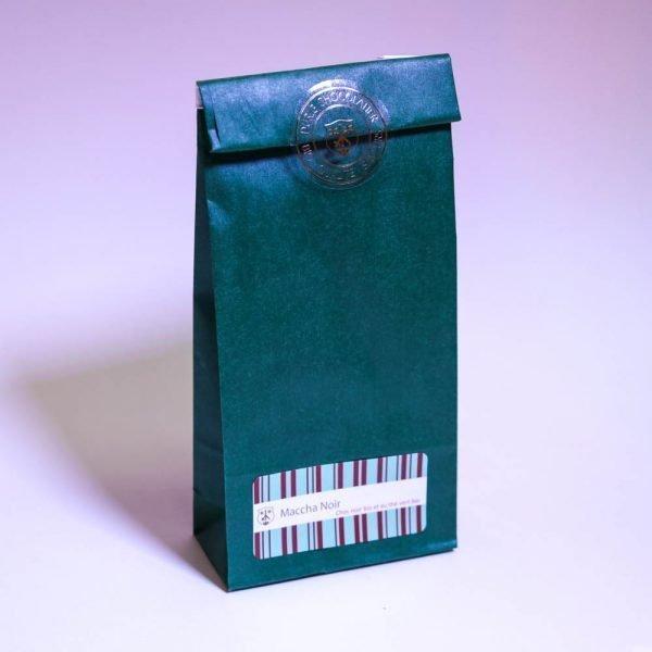 Chocolat Maccha noir bio et équitable