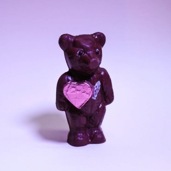 Durig Chocolatier Lausanne - Organic and fair chocolate animal - Little Teddy Bear
