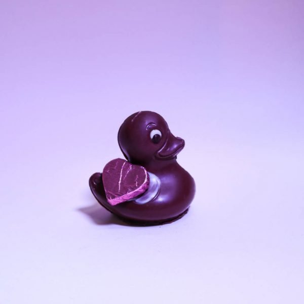 Durig Chocolatier Lausanne - Organic and fair chocolate animal - Little duck