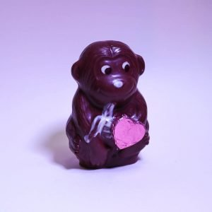 Durig Chocolatier Lausanne - Organic and fair chocolate animal - Monkey