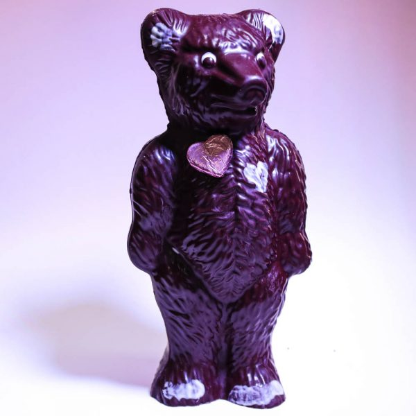 Durig Chocolatier Lausanne - Organic and fair chocolate animal - Big Bear