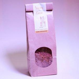 Durig Chocolatier Lausanne: Sucre de fleur de coco bio et équitablesom sugar