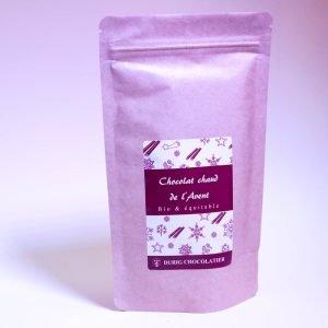 Chocolat chaud de l'Avent bio