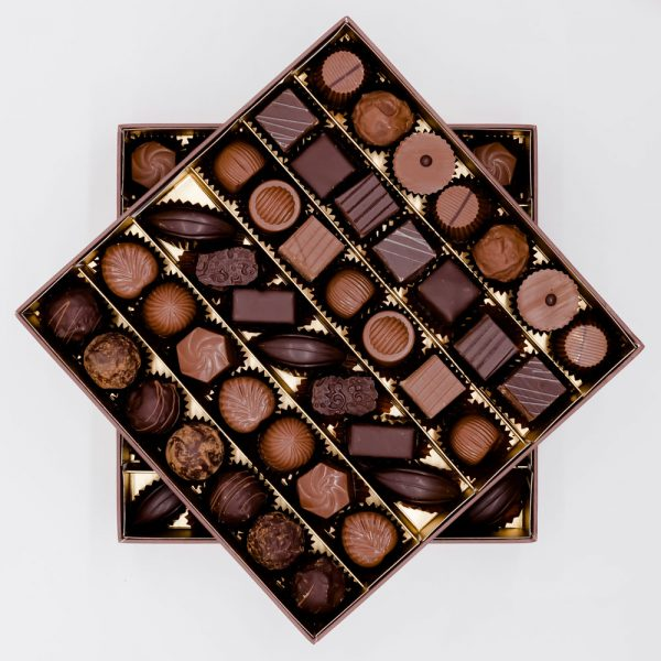 Durig Chocolatier - Swiss organic chocolate box
