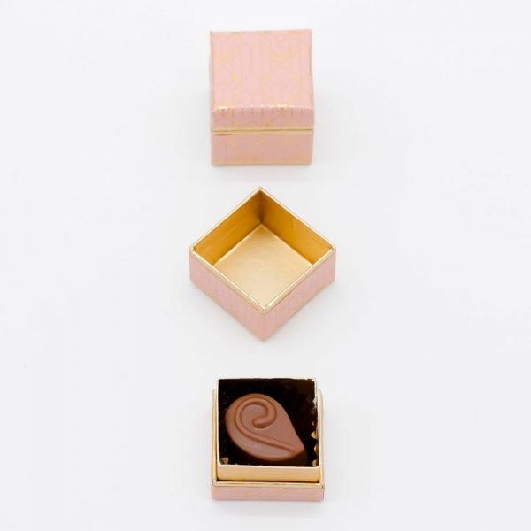 DURIG Chocolatier - Boîte de chocolats suisse bio