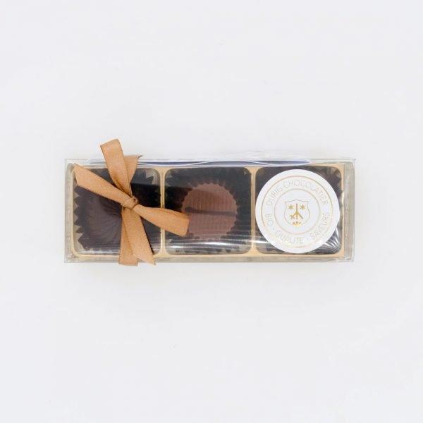 DURIG Chocolatier - Boîtes de chocolats suisses bio