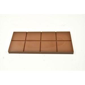 Durig Chocolatier Lausanne - Tablette géante de chocolat au lait Bio