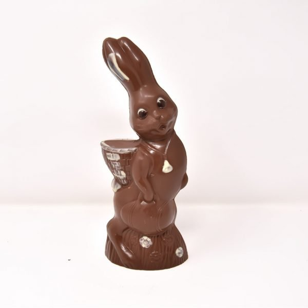 Durig Chocolatier Lausanne - Organic chocolate rabbit