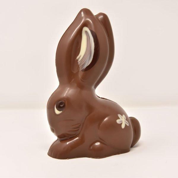 Durig Chocolatier Lausanne - Lapin en chocolat bio