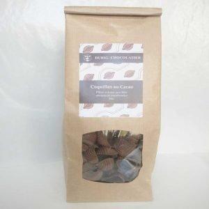 Durig Lausanne - Organic cocoa pasta