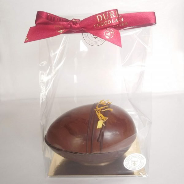Durig Chocolatier Lausanne - Organic Chocolate Easter Egg