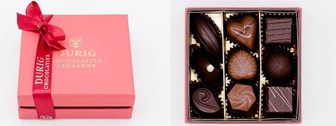 Durig Chocolatier - Organic chocolate Virtual visit